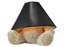 teddy bear lamp design milk