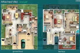 collections of villa plans free home designs photos ideas