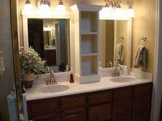 Framing Bathroom Mirrors Diy - diy framed bathroom mirror u2026 for under 15 dollars cuteness