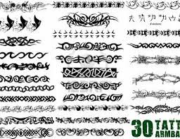 tatouage bracelet tribal homme 14646609374841 my cms