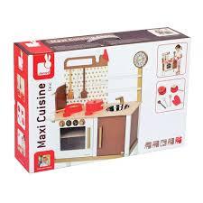 janod cuisine cuisine jouet en bois maxi cuisine chic janod jouets accologiques
