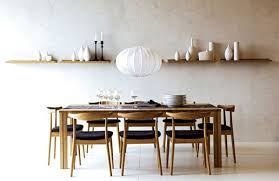 Keeping It Simple Minimalist Dining Rooms Apartment Therapy