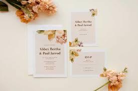 your wedding stationery checklist u2013 decide what you include