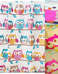 bathroom exciting shower curtains owl bathroom set for sweet