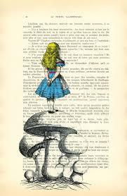 25 alice wonderland illustrations ideas