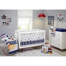 Mickey Mouse Barn Mickey Mouse Crib Bedding Ebay