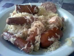 cuisiner choucroute recette de choucroute garnie par veroangedevo