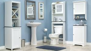 white high gloss bathroom cabinet freestanding unit bathrooms