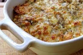 cuisiner le petit eautre gratin de petit épeautre aux chignons kiyakuisine