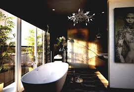 beautiful modern master bathroom design throughout decorating