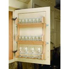 wall spice cabinet with doors cheap cabinet door spice rack find cabinet door spice rack deals on