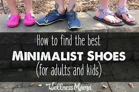 how to find the best minimalist shoes for adults and kids