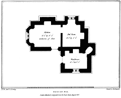 historical house plans 19th century historical tidbits 1830 farm laborer u0027s house plans