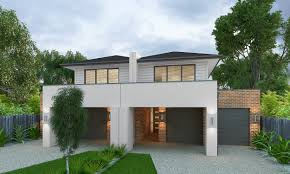 duplex home designs sydney albany double storey duplex home