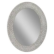 bathroom mirrors black oval bathroom mirror decor modern on cool