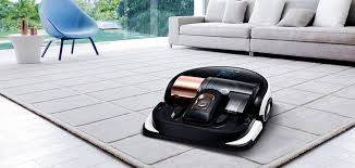 home cleaning robots samsung s robotic vacuum cleaner comes with laser point technology