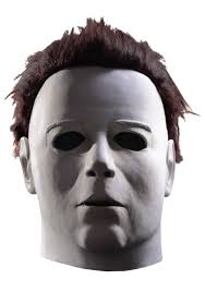 mask from halloween movie michael myers overhead mask