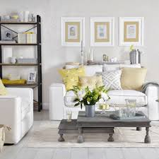 yellow livingroom yellow grey and white living room ideas centerfieldbar