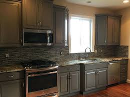 taupe kitchen cabinets and wall color suede painted timeless frame