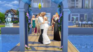 confused about weddings unable to complete challenge u2014 the sims