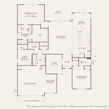 floor plan doors dunwoody way at del webb at cane bay in summerville south