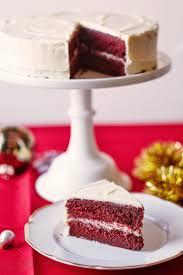 gingerbread red velvet cake recipe classic desserts