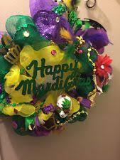 mardi gras wreaths mardi gras wreath ebay