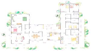 100 split bedroom plan 1190 ranch style small house plan w