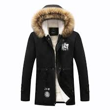 aliexpress hcxy men winter jacket 2017 brand casual mens