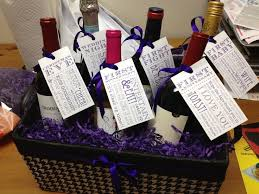 wine baskets 47 best wine basket images on bridal shower wine