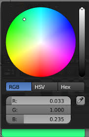 color fix hsv to rgb conversion blender stack exchange