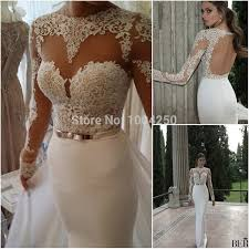 white lace prom dress dresses backless picture more detailed picture about in fashion