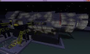 Halo 1 Maps Pillar Of Autumn Minecraft Project