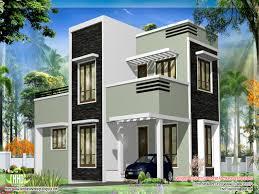 flat house design collection modern house plan kerala photos free home designs photos
