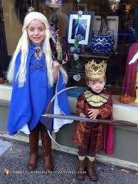 Game Thrones Halloween Costumes Khaleesi Nerd Parent Alert 7 Brilliant Ideas Kids U0027 Game Thrones