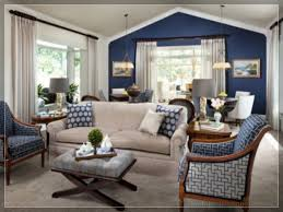 Navy Accent Wall by Accent Wall Colors Living Room Fionaandersenphotography Com