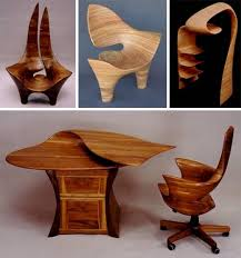 wood furniture solid wood furniture set sculpted desks tables chairs