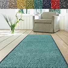 flur teppich teppich läufer luxury moderne shaggy optik mit flauschigem