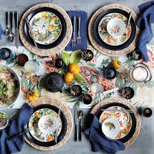 new moon salad plates set of 4 williams sonoma wants needs