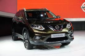 2015 nissan x trail debuts nissan reveals x trail crossover suv u2022 carfanatics blog