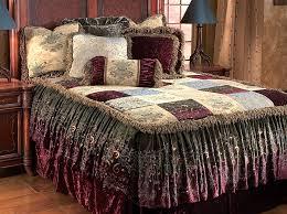 Western Duvet Covers Velvet Patches Bedding Rustic Bedding Western Duvet Rustic