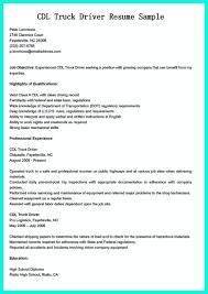 Beginner Resume Template Cdl Resume Resume Cv Cover Letter