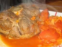 comment cuisiner du jarret de boeuf jarret de boeuf façon osso bucco recette ptitchef