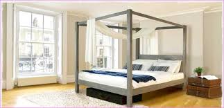 4 poster bed frame double home design ideas
