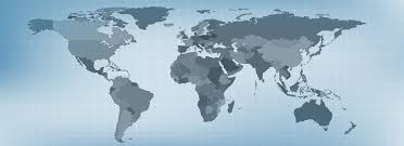 Accurate World Map by Logistic Home U2013 World Map