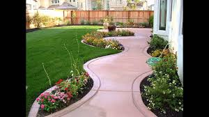 garden ideas small backyard landscape pictures gallery youtube