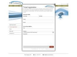 help desk ticket form screenshots