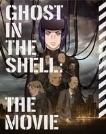 ghost in the shell new movie blu ray 攻殻機動隊 新劇場版