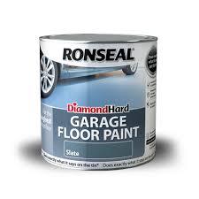 diamond hard garage floor paint ronseal