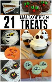 halloween recipes 21 awesome treats for you to try